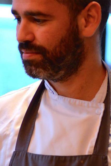 Alvaro Anjos macarons bakker