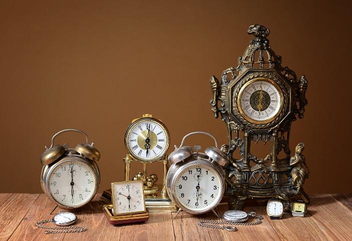 Doe Museum klokken